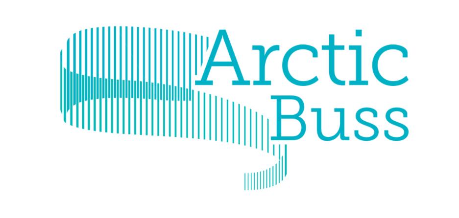 Arctic buss logo