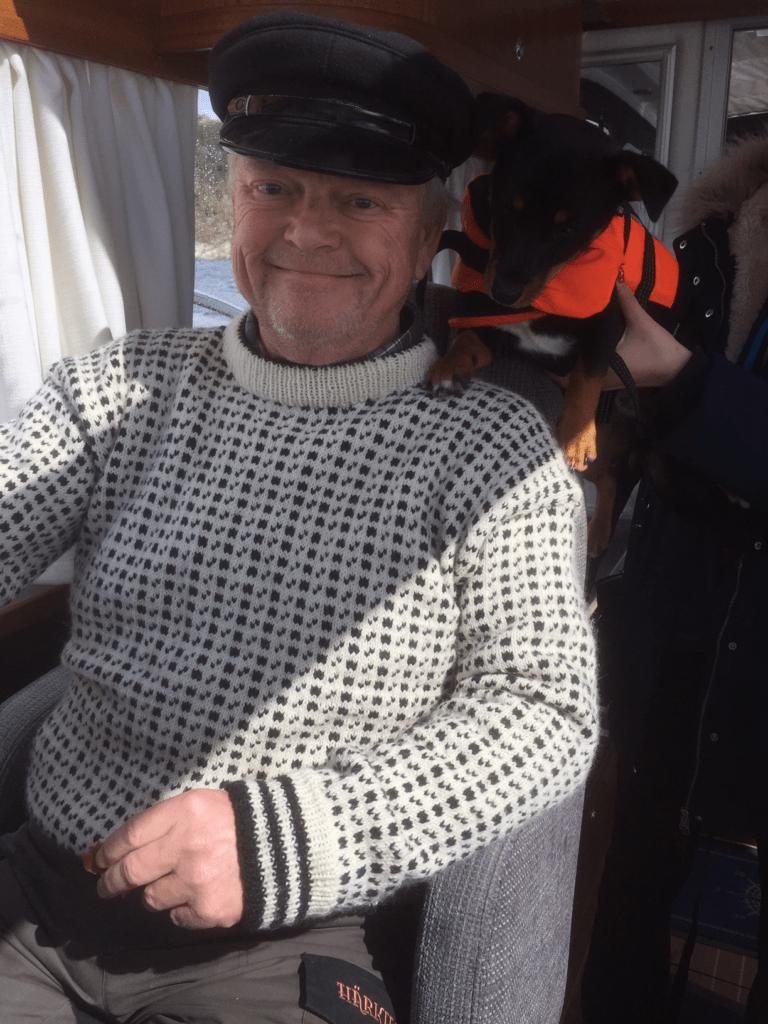 Kaptein skoglunds båtturer
