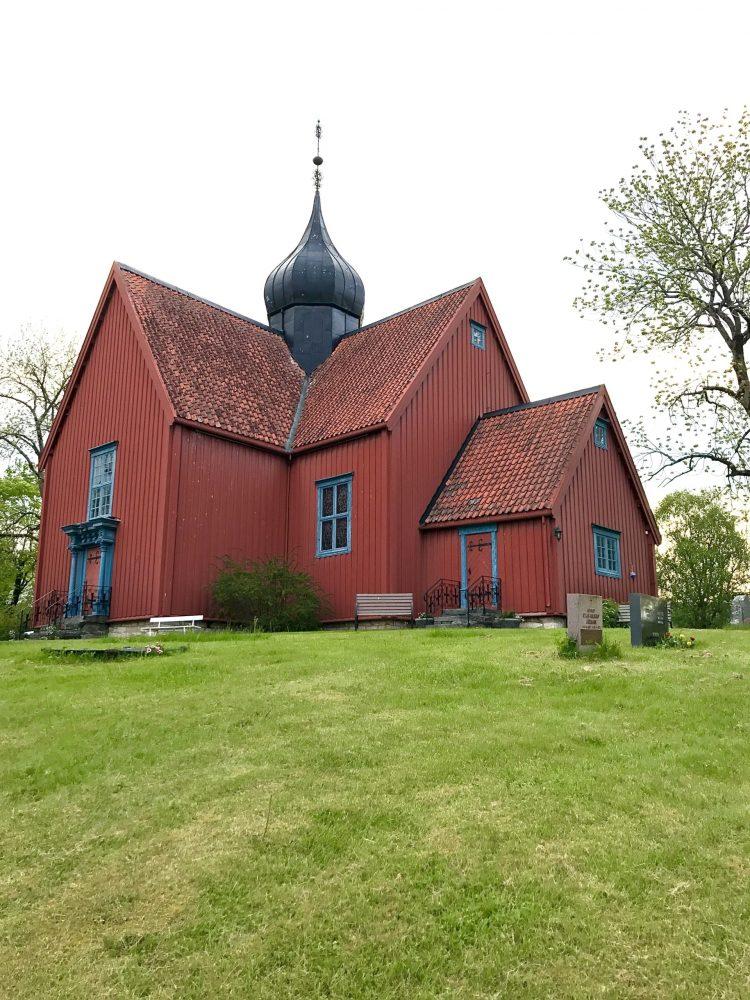 Rein Kirke - Elizabeth J.R. Brødreskift